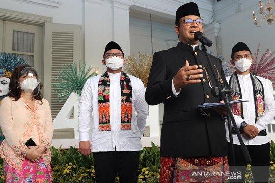 Wakil Ketua DPRD doakan penyebar gratifikasi Anies sadar spiritual