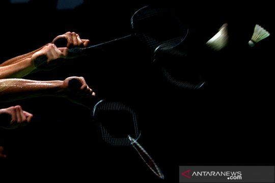 Turnamen bulu tangkis Yuzu Isotonic Akmil Open 2021 siap digelar