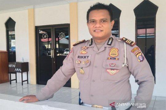 Polisi Palangkaraya tetapkan sopir DAMRI tersangka kecelakaan tunggal