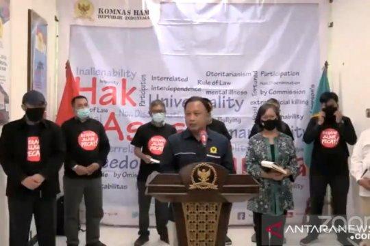 Komnas HAM bentuk tim pemantauan dan penyelidikan kasus 75 pegawai KPK