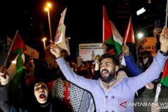 Intelijen Mesir, Hamas adakan pembicaraan gencatan senjata di Gaza