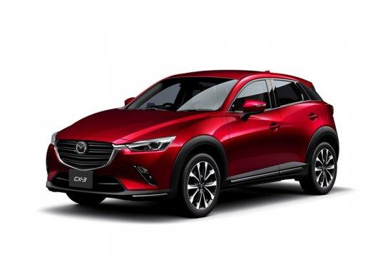 """Mazda akan hapus CX-3 dari """"lineup"""""""