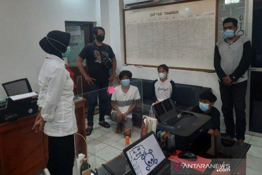 Polresta Mataram tangkap pemilik salon terduga pengedar sabu