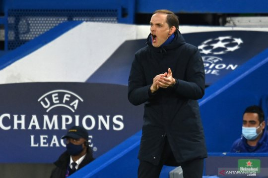 Tuchel pastikan Chelsea percaya diri tantang City di final
