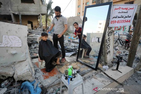 PBB luncurkan penyelidikan apakah Israel, Hamas, lakukan kejahatan
