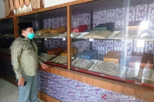DPRA dorong percepatan pembangunan museum Al Quran kuno di Nagan Raya