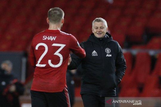 Dua faktor kunci final Liga Europa di mata Luke Shaw
