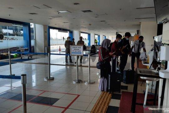 14 penumpang positif COVID-19 di Terminal Pulogebang