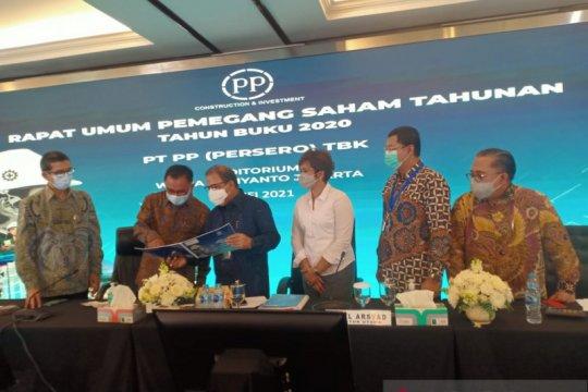 PP optimistis target kontrak baru Rp30,1 triliun tercapai