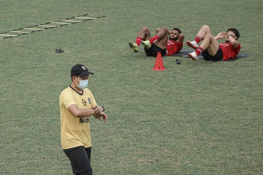 Pelatih Bali United: perlu waktu dua pekan kembalikan fisik pemain