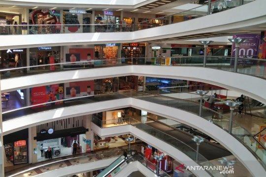 Mal di Jakarta masih sepi pengunjung