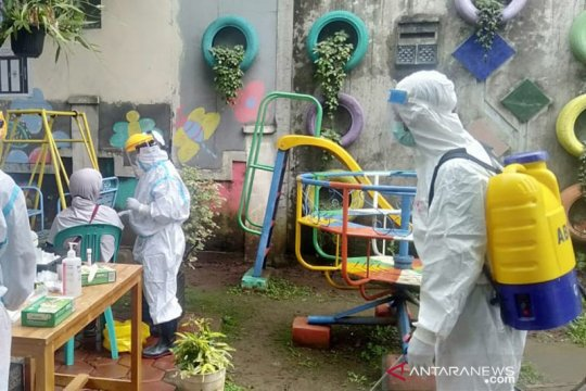 Warga Perumahan Griya Melati Kota Bogor positif COVID-19 jadi 60 orang