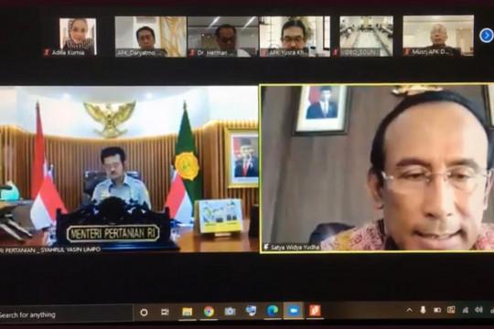 Syahrul Yasin Limpo ingin perkuat visi dan misi Dewan Energi Nasional