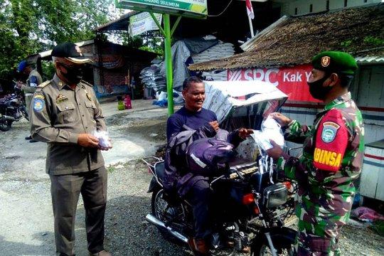 Cegah COVID-19, TNI gencarkan edukasi prokes pada masyarakat Aceh