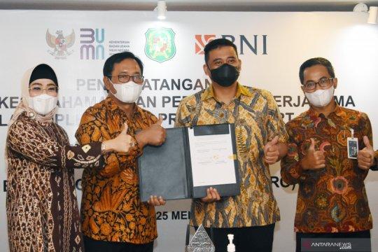 """Pemkot Medan gandeng BNI kembangkan """"smart city"""""""