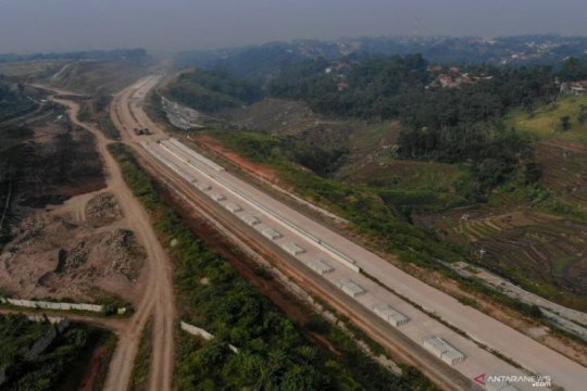Adhi Karya menangi kontrak pengerjaan Tol Cisumdawu paket 5A