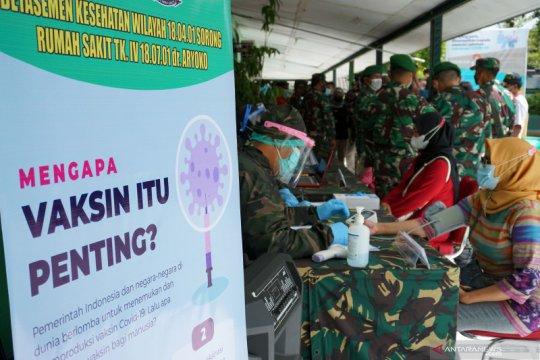 Kasus COVID-19 Kota Sorong bertambah 24 orang