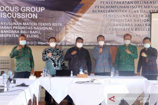 Pemkab Buleleng mulai susun rencana tata ruang kawasan bandara baru