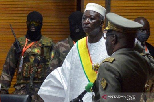 Mahkamah Konstitusi Mali : Pemimpin kudeta sebagai presiden sementara