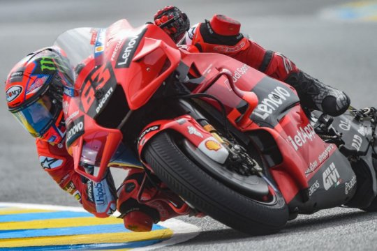 Rajai sirkuit Mugello, Ducati bidik tren kemenangan di kandang