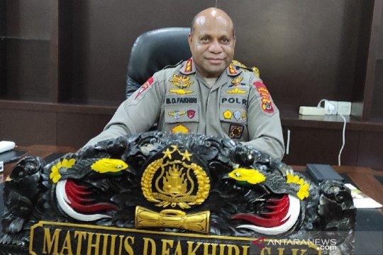 Densus 88 Antiteror dan Polda Papua berupaya bongkar jaringan teroris
