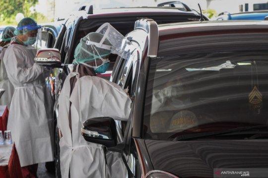 Kasus positif COVID-19 di Jakarta bertambah 807