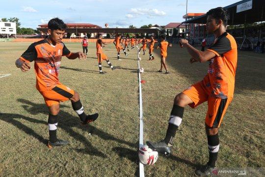 Persiraja fokus latihan fisik pemain jelang Liga 1