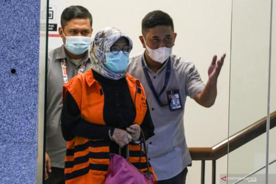KPK panggil lima saksi terkait kasus Asuransi Jasindo