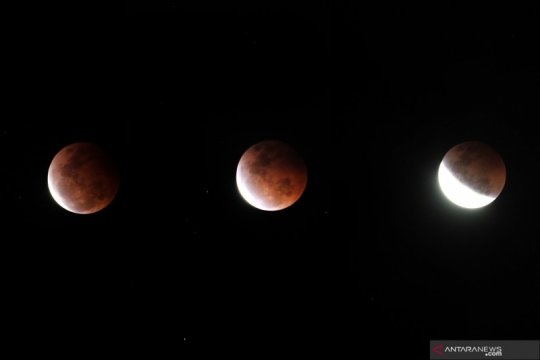 BMKG: Gerhana bulan total terlihat jelas di Banjarnegara