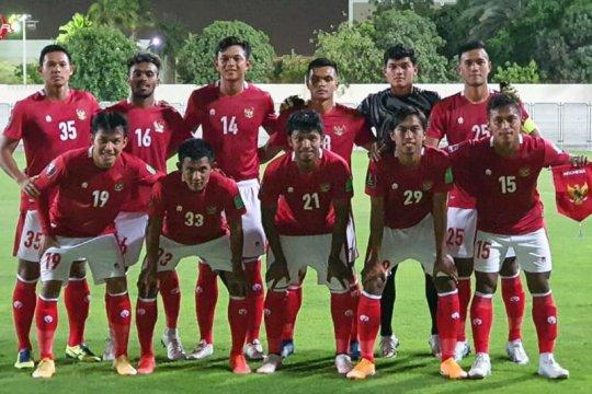 Timnas Indonesia bertekad taklukkan Uni Emirat Arab
