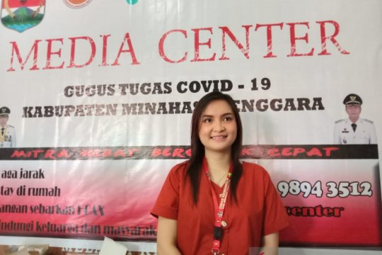 Delapan warga Minahasa Tenggara dinyatakan sembuh dari COVID-19