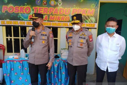 Kabaharkam: Penerapan PPKM Mikro diberlakukan di seluruh Indonesia