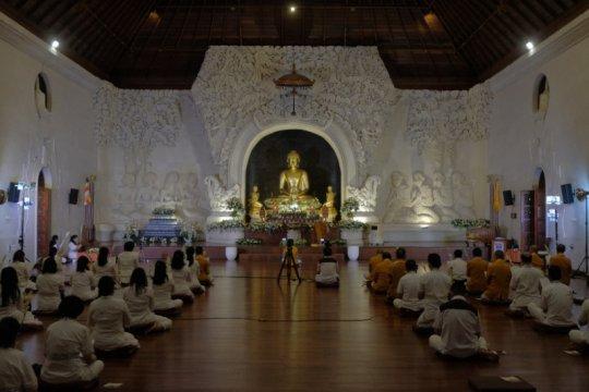 Ketua Vihara Buddha Sakyamuni ajak semua umat pupuk rasa cinta kasih