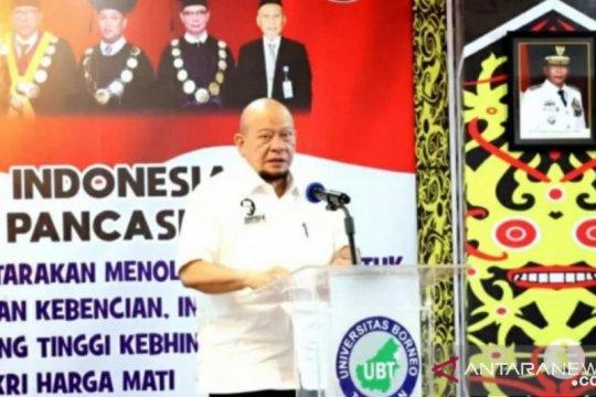 Ketua DPD beri sejumlah saran tentang ALKI II