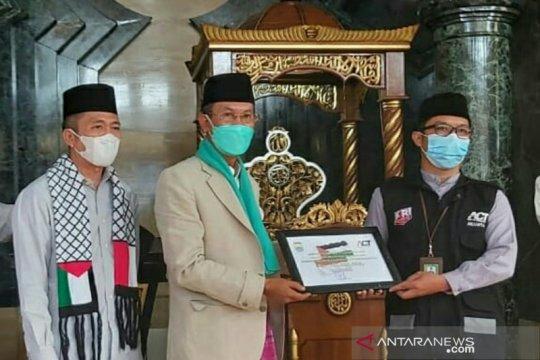 Pemkot Palembang kumpulkan Rp100 juta untuk ambulans Palestina