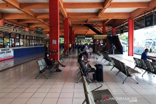 Terminal Kampung Rambutan perpanjang masa pengetatan perjalanan