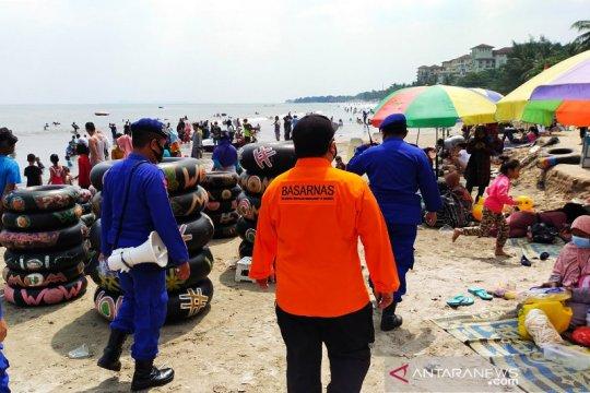 BPBD Banten imbau wisatawan tidak berenang di pantai selatan