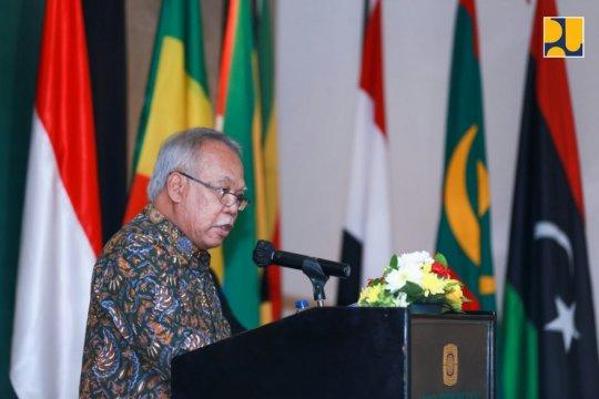 Menteri PUPR Basuki tekankan pentingnya hubungan Indonesia dan Afrika