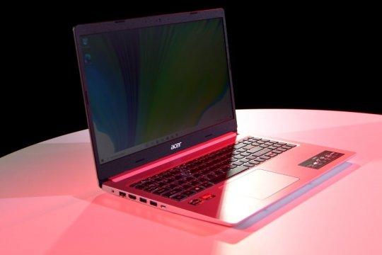 Acer luncurkan tiga laptop baru dengan AMD Ryzen 5000