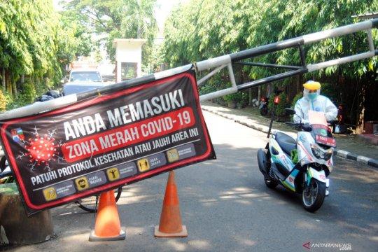 Dinkes Kota Bogor tes swab PCR semua warga Perumahan Griya Melati