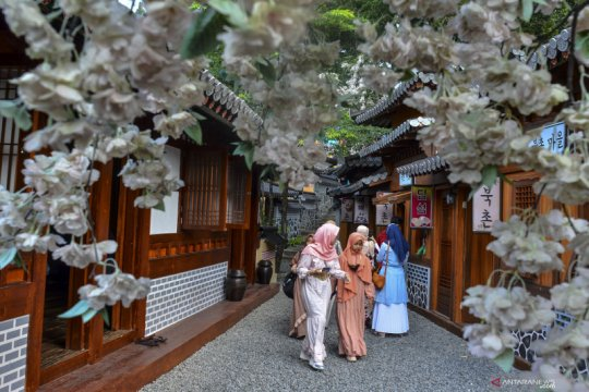 Nuansa wisata internasional di Tasikmalaya