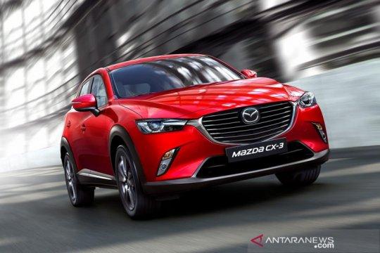 Mazda CX-3 tetap dijual di Indonesia meski setop produksi di AS