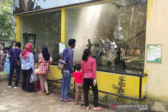 Taman Satwa Taru Jurug targetkan 2.000 pengunjung pada libur Waisak