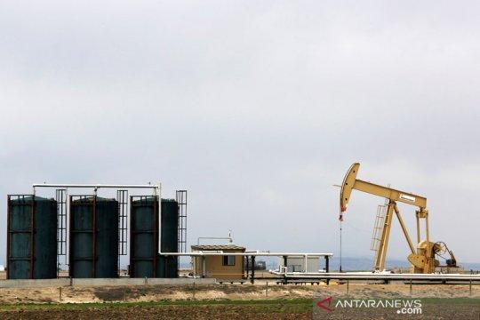 Harga minyak melonjak setelah penarikan besar dalam persediaan AS