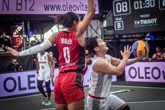 PON Papua ajang cari talenta berbakat basket 3x3