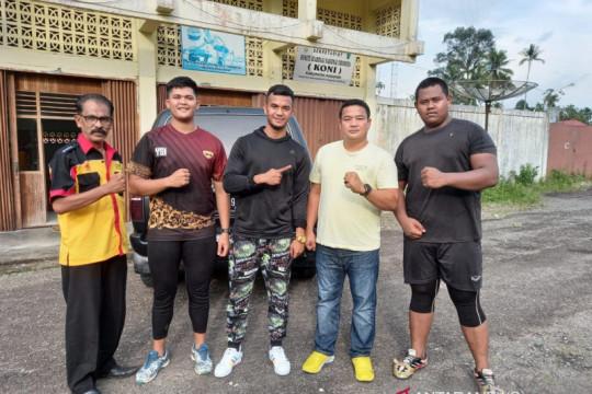KONI Pasaman minta masyarakat dukung atlet yang berlaga di PON Papua