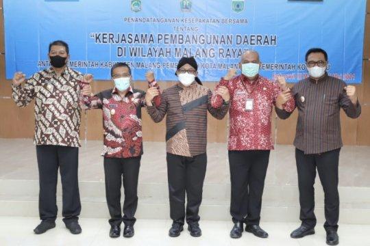 Malang Raya perkuat sinergi dan kerja sama antar daerah