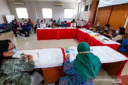 Penggunaan nama mantan Sekda DKI Saefullah untuk GOR disosialisasikan