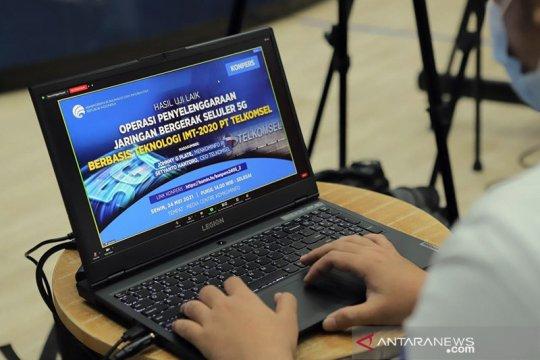 Tantangan penyediaan pita frekuensi jaringan 5G Indonesia