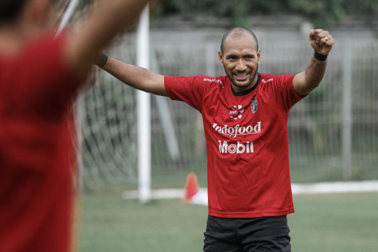 Pemain senior Bali United sambut baik promosi-degradasi Liga 1